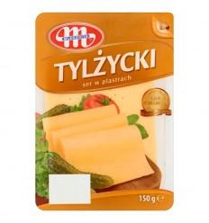 Ser żółty Tylżycki Mlekovita 150g plastry