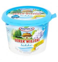Serek / twaróg wiejski lekki 3% Piątnica 500g