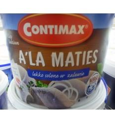 Śledzie / Wiejskie filety śledziowe a'la Maties Contimax 2kg