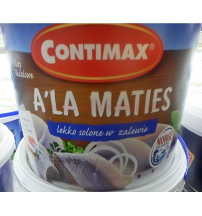 Hareng / Filets de hareng Wiejskie à la Maties Contimax 2kg