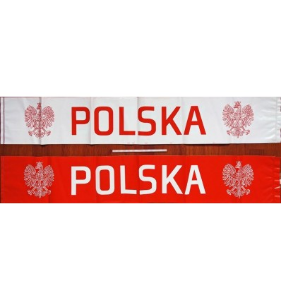 Poland Polska - inflatable baton 2 pieces Vizari