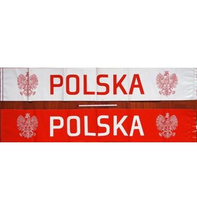 Pologne Polska - bâton gonflable 2 pièces Vizari