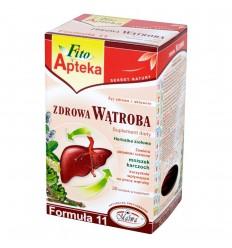 Herbata Fito Apteka Zdrowa wątroba Malwa 20 torebek