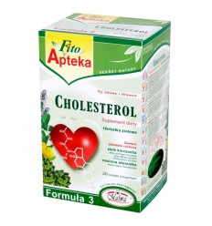 Herbata Fito Apteka Cholesterol Malwa 20 torebek