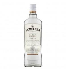 Wódka Lubelska biała Trzy zboża 500ml