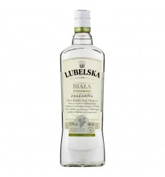 Wódka Lubelska biała winogrono Trzy zboża 500ml