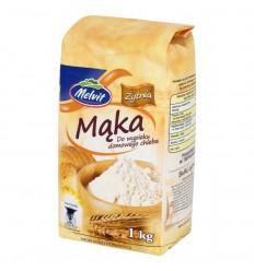 Mąka żytnia do wypieku domowego chleba typ 720 Melvit 1kg