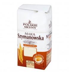 Mąka Szymanowska chlebowa typ 750 Polskie Młyny 1kg