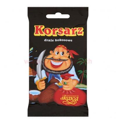 Dragées noix de coco Korsarz Skawa 70g