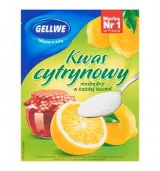 Kwas cytrynowy Gellwe 20g