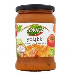 Gołąbki w sosie pomidorowym Łowicz 580ml