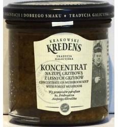 Zupa Koncentrat na zupę grzybową Krakowski Kredens 140g