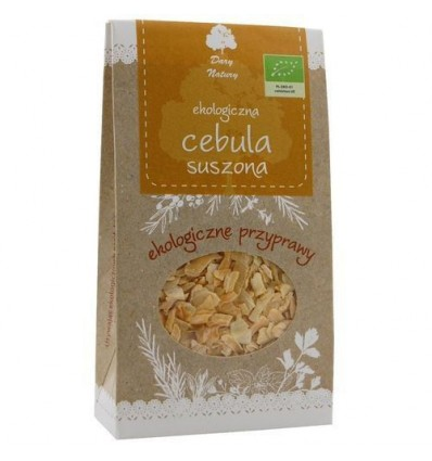 Organic dried onion Dary Natury 40g