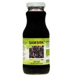 Sok z bzu czarnego ekologiczny Samsok 250ml