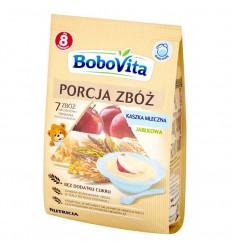 Kaszka Porcja Zbóż mleczna jabłkowa Bobovita 210g