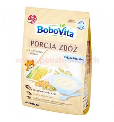 Porcja Zboz Bouillie au lait Bobovita 210g