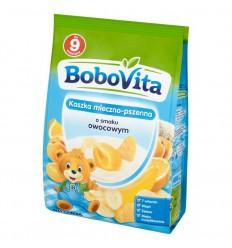 Kaszka mleczno-pszenna o smaku owocowym Bobovita 230g
