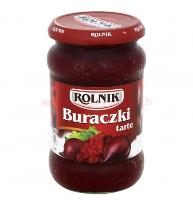 Grated beets Rolnik 370ml
