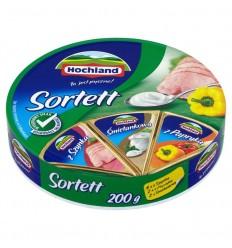 Ser topiony Sortett Hochland 200g