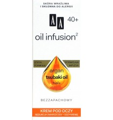 Krem pod oczy Oil Infusion 40+ AA 15ml