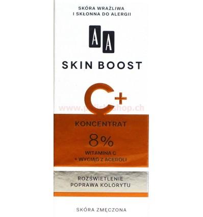 Krem Skin Boost C+ skóra zmęczona AA 30ml
