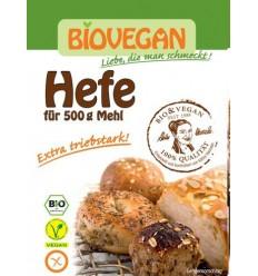 Drożdże suszone bezglutenowe bio Bio Vegan 9g