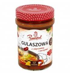 Gulaszowa Pamapol 500g