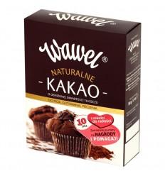 Kakao naturalne o obniżonej zawartości tłuszczu Wawel 100g