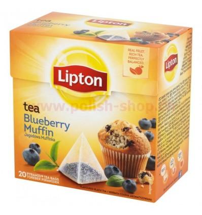 Blueberry Muffin tea Lipton 20 bags