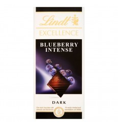 Czekolada Blueberry intense Lindt 100g