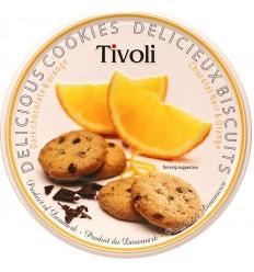 Ciastka z kawałkami czekolady i pomarańczy Tivoli 150g