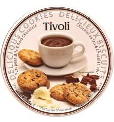 Ciastka z kawałkami czekolady Tivoli 150g