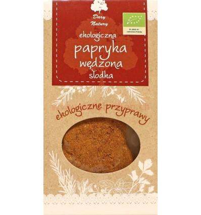 Smoked Paprika mild seasoning Dary Natury 50g