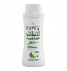 Hipoalergiczny szampon do włosów naturalny chlorofil dla skóry