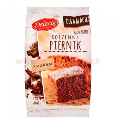 Ciasto Piernik Duża Blacha Delecta 680g
