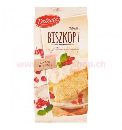 Sponge cake Delecta 380g