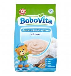 Kaszka mleczno-ryżowa kakaowa Bobovita 230g
