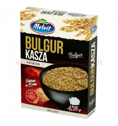 Melvit Bulgur 400g