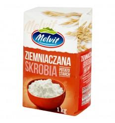 Mąka / Skrobia ziemniaczana Melvit 1kg