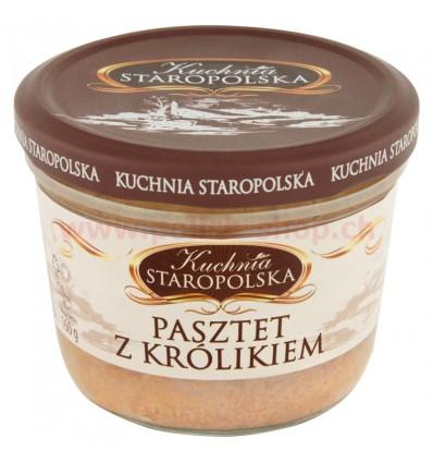 Pâté au lapin Kuchnia Staropolska 160g
