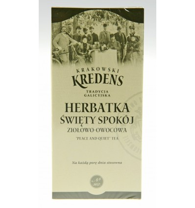 Herbatka Święty Spokój Krakowski Kredens 20 torebek
