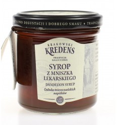 Syrop z mniszka lekarskiego Krakowski Kredens 150ml