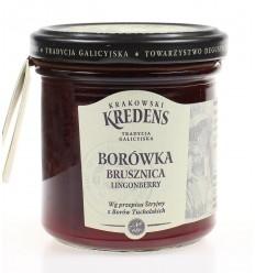 Borówka Brusznica Krakowski Kredens 170g