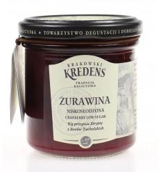 Żurawina niskosłodzona Krakowski Kredens 170g