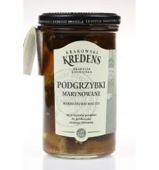 Grzyby Podgrzybki marynowane Krakowski Kredens 250/170g