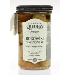 Grzyby borowiki marynowane Krakowski Kredens 250/170g