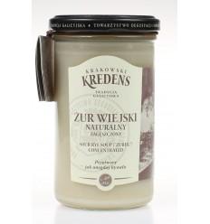 Zupa Żur Wiejski naturalny zagęszczony Krakowski Kredens 250g