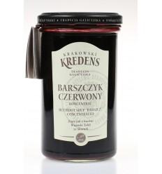 Zupa Barszczyk czerwony koncentrat Krakowski Kredens 230ml