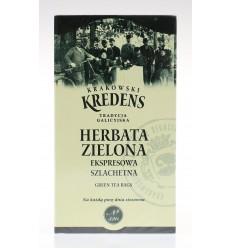 Herbata zielona ekspresowa szlachetna Krakowski Kredens 20