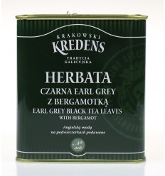 Herbata czarna Earl Grey Krakowski Kredens 150g